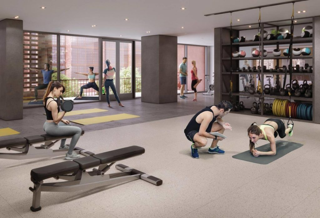Canary District Gym