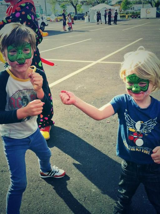 Bloc Party Kids