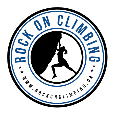 Logo for Rock On Climbing